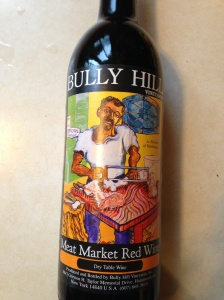 Bully Hill Red
